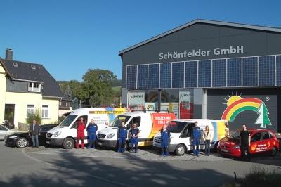 Schönfelder GmbH - Firmengebäude
